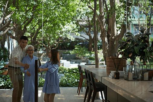 ทาวน์โฮม ประชาอุทิศ 90 สิริ เพลส ประชาอุทิศ 90 (Siri Place Prachauthit 90) SANSIRI MADE FOR EVERYDAY