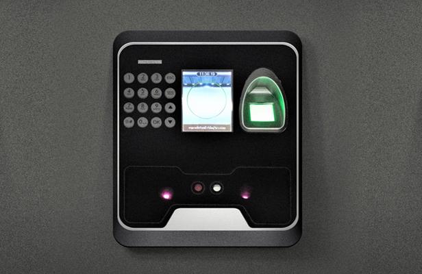 การรักษาความปลอดภัย - ระบบการจัดเก็บและจดจำใบหน้า ลายนิ้วมือ