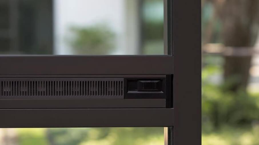 นวัตกรรมบ้านเย็น : Breeze Panel