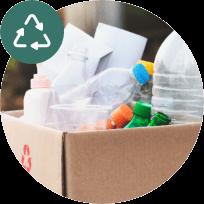 Waste To Worth : การจัดการขยะรีไซเคิล