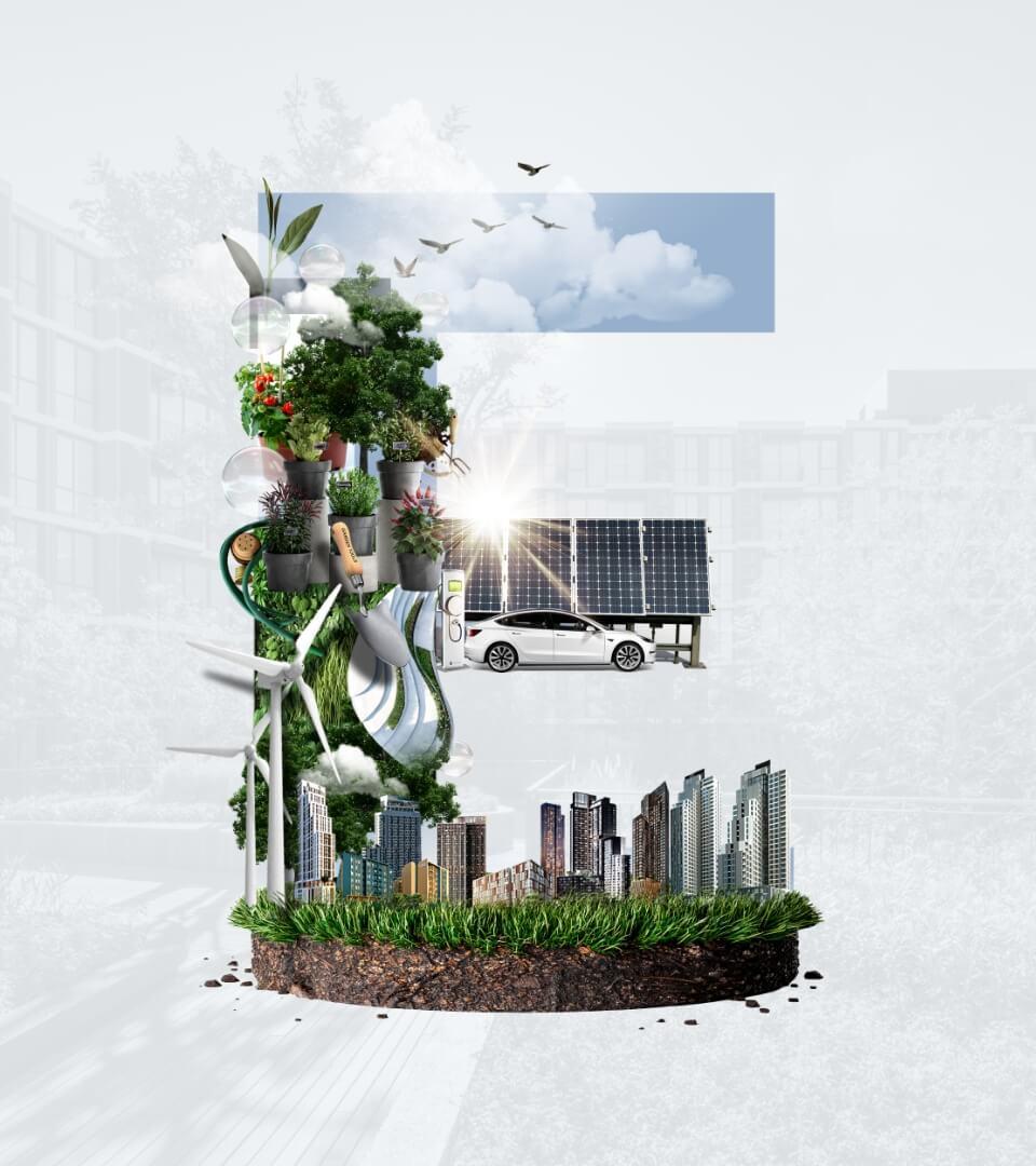 แนวคิดเพื่อชีวิตที่ยั่งยืน Better Care of Environment จากแสนสิริ